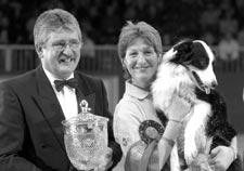 Crufts agility champion 1999