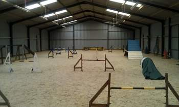 Nedlo dog agility indoor training facilities